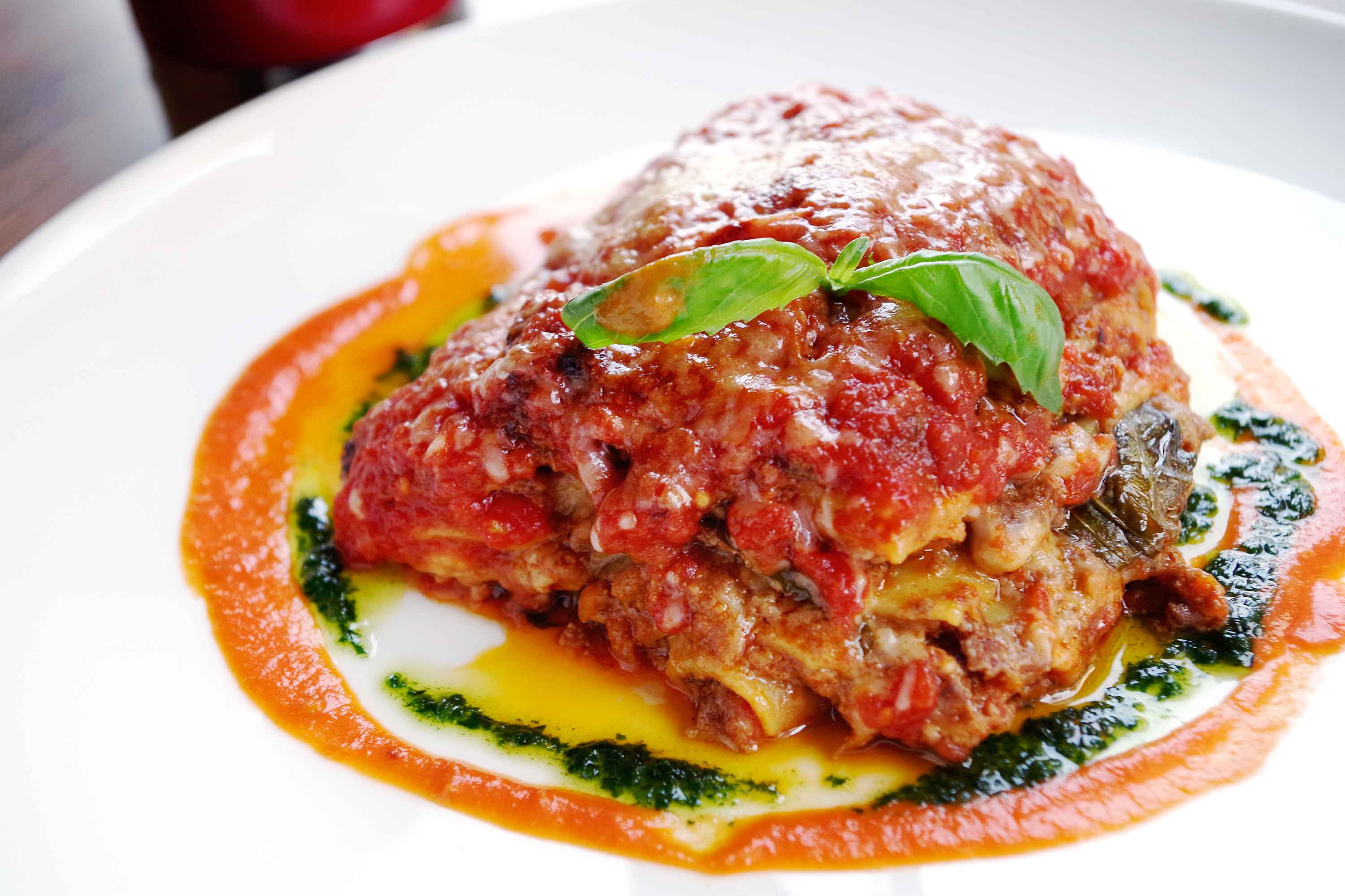 DiVino Patio - Lasagna