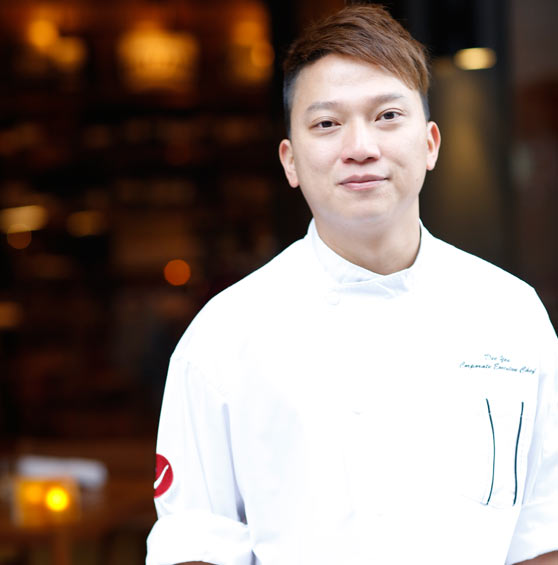Dee Yau - Sous Chef
