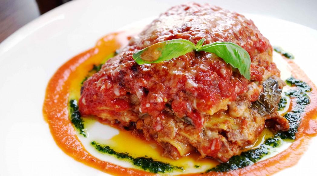 DiVino Patio - Lasagna