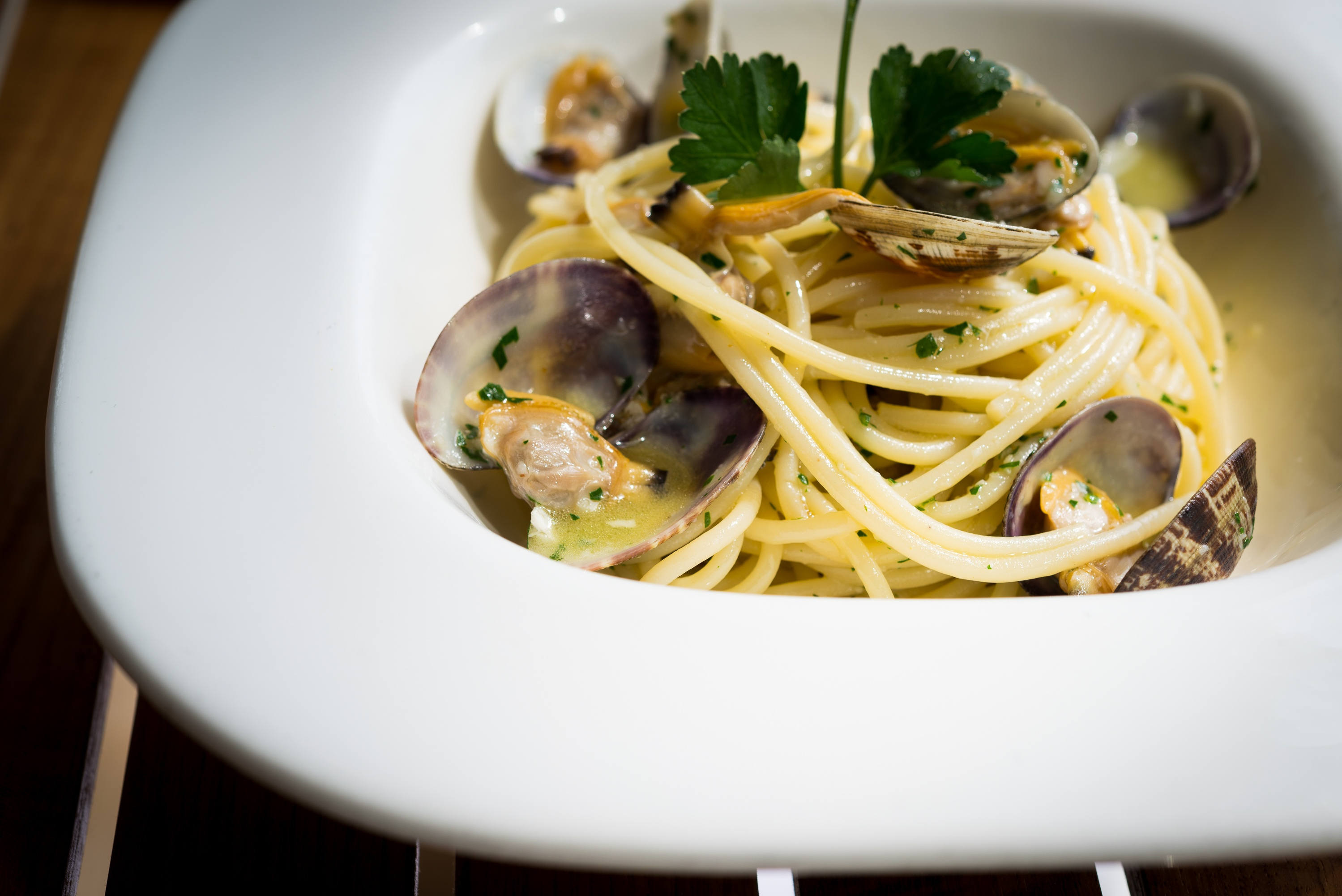 Spasso - Spaghetti Martelli alle Vongole