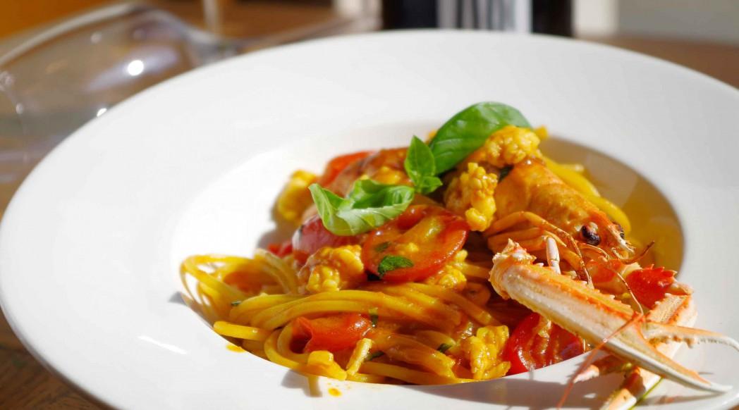 DiVino - Seafood spaghetti
