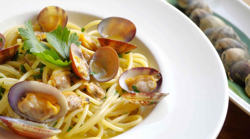 DiVino - Spaghetti with clams