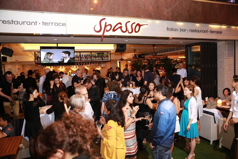Spasso - Opening Party