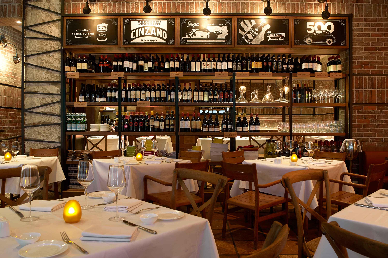 DiVino Patio - Main dining room