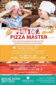Kids Make Pizza at DiVino Patio