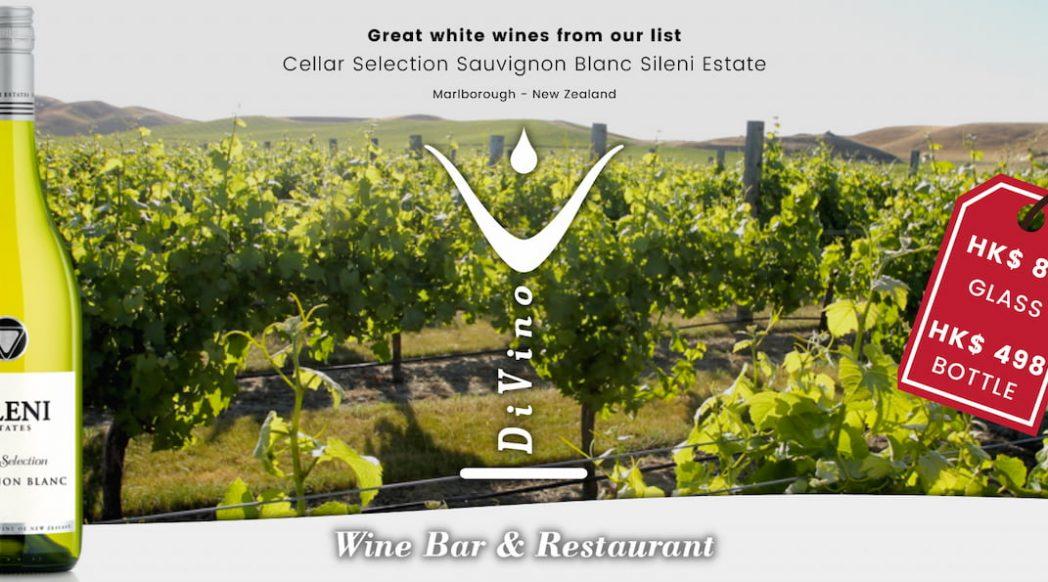 best wine bar hong kong Cellar Selection Sauvignon Blanc Sileni Estate